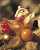 Cake 4 van Kerstmis Stock Afbeeldingen