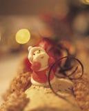 Cake 5 van Kerstmis Royalty-vrije Stock Foto