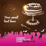 Cake5 3 Fotografia Stock