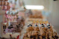 Cake ans pastries Royalty Free Stock Images