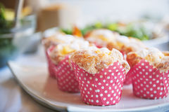 Cake Bakery Muffin Party Dessert Event Concept Stock Images