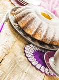 Cake baking baked food dough sweets dessert coffee stock images