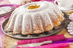 Cake baking baked food dough sweets dessert coffee royalty free stock images
