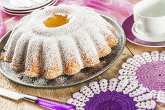 Cake baking baked food dough sweets dessert coffee royalty free stock image
