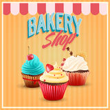 CAKE BANNER Royalty Free Stock Photo
