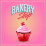 CAKE BANNER Stock Images