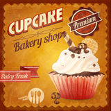 CAKE BANNER Stock Image