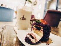Cake binnen ergens van Thailand Stock Fotografie