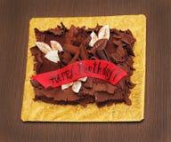 Cake birthaday royalty free stock photos
