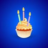 Cake birthday party Stock Photography