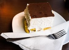 Cake. Bosnian traditional food Royalty Free Stock Photography