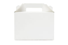 Cake Box Royalty Free Stock Photo