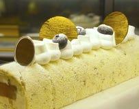 Cake buffet closeup Stock Photo