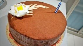 CAKE. Cappucino Latte Cake stock photography