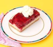 Cake of cherries Stock Photo