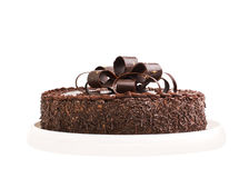Cake chocolate Royalty Free Stock Image