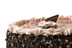Cake chocolate Royalty Free Stock Photo