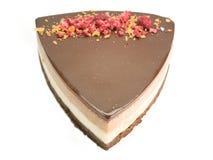 Cake of chocolate Stock Photo