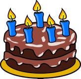 Cake, Chocolate, Birthday Cake Royalty Free Stock Photos