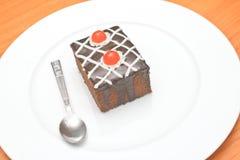 Cake Chocolate Stock Image