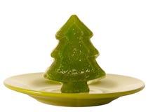 Cake - Christmas Tree Stock Photos