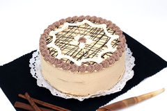 Cake with cinnamon. From Hungary Stock Photography