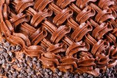 Cake close-up Royalty Free Stock Photo