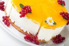 Cake Closeup Royalty Free Stock Image