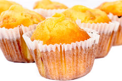 Cake cup Stock Image