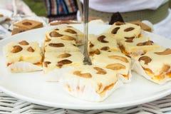 Cake, cupcakes, zoetheid Royalty-vrije Stock Fotografie