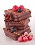 Cake/czekoladowy deser Obraz Stock