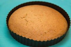 Cake in de vorm van Stock Foto's