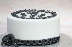 Cake decorated Stock Photography