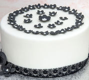 Cake decorated Royalty Free Stock Photo