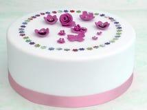 Cake decorated Royalty Free Stock Photos