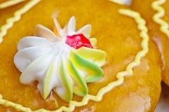 Cake decoration Royalty Free Stock Image