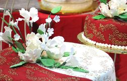 Cake Decoration Royalty Free Stock Photography