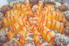 Cake decoration Royalty Free Stock Photo