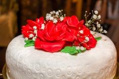 Cake decoration stock photography