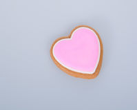 Cake Decoration Or Heart Shape Cake Decoration On A Background. Royalty Free Stock Photo