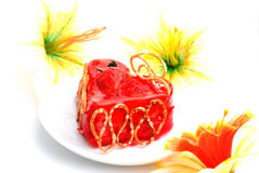 Cake delicious Royalty Free Stock Images