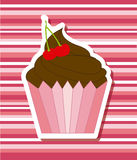 Cake design Royalty Free Stock Images