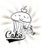 Cake design Stock Photography