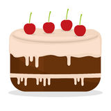 Cake design. Stock Photo