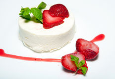Cake, dessert, mousse, cakes, buffet Royalty Free Stock Photo