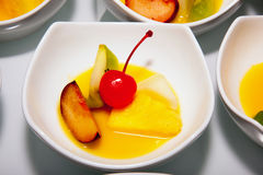 Cake, dessert, mousse, cakes, buffet' Stock Image