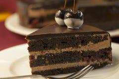 Cake dessert pie Stock Photos