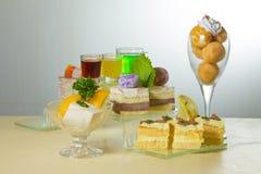 Cake dessert Royalty Free Stock Images