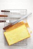 Cake and dessert utensil Stock Photography