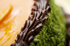 Cake detail Royalty Free Stock Image